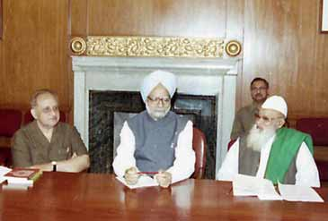 Muslim delegation meets PM