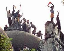 Babri demolition: a foreign conspiracy?