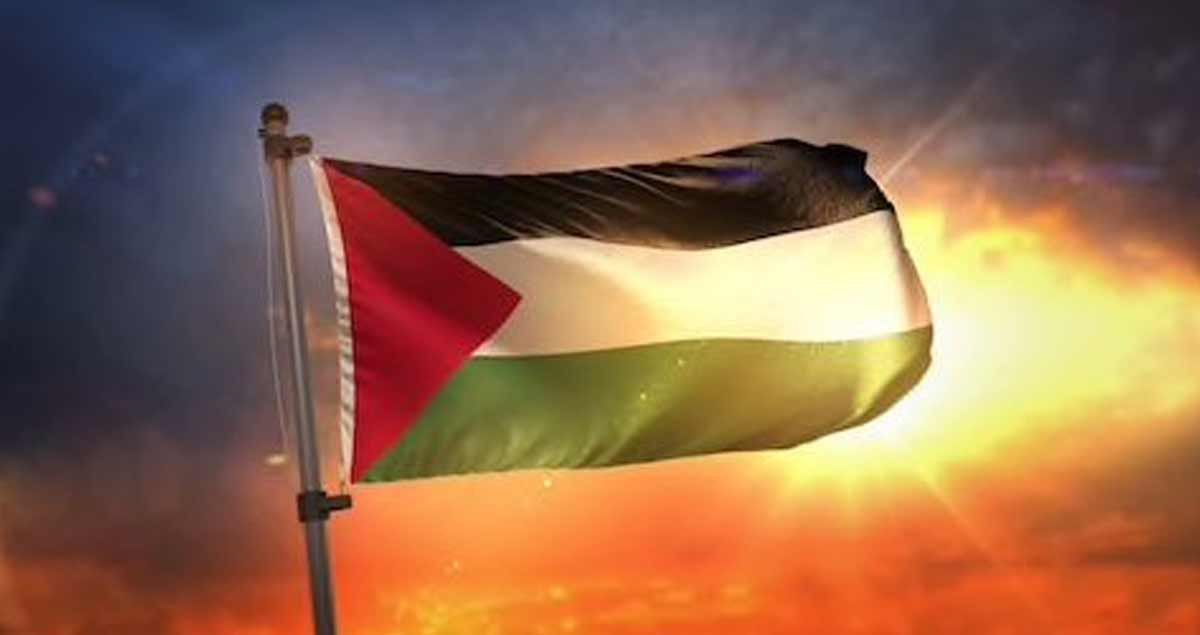 Palestine is Fighting an Ideological War – She Will Rise, Israel Will Fall